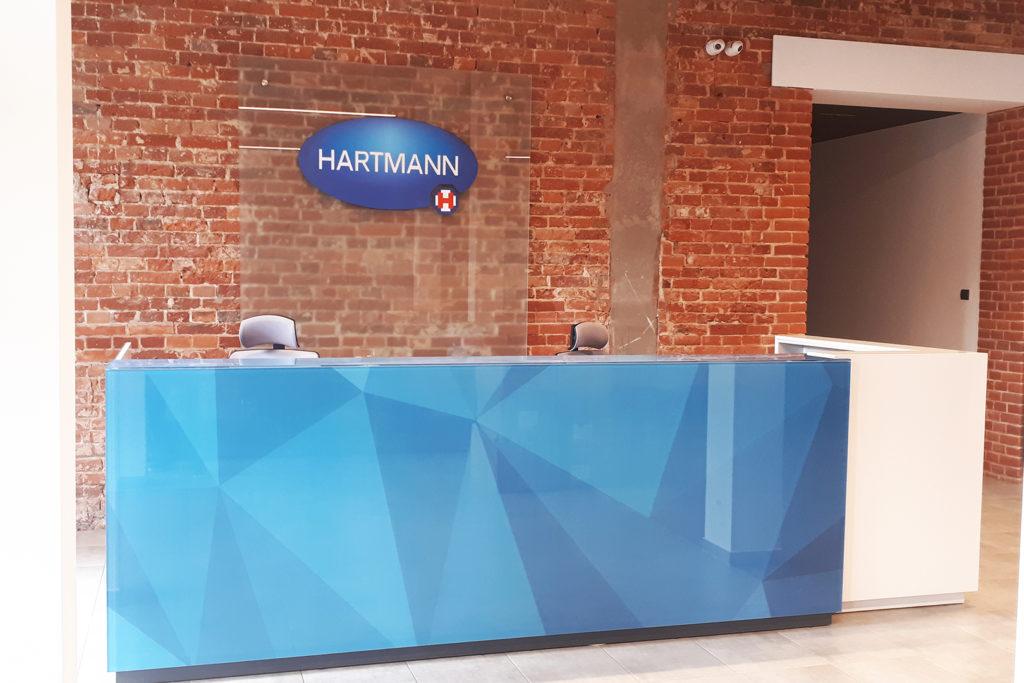 Recepcja HARTMAN