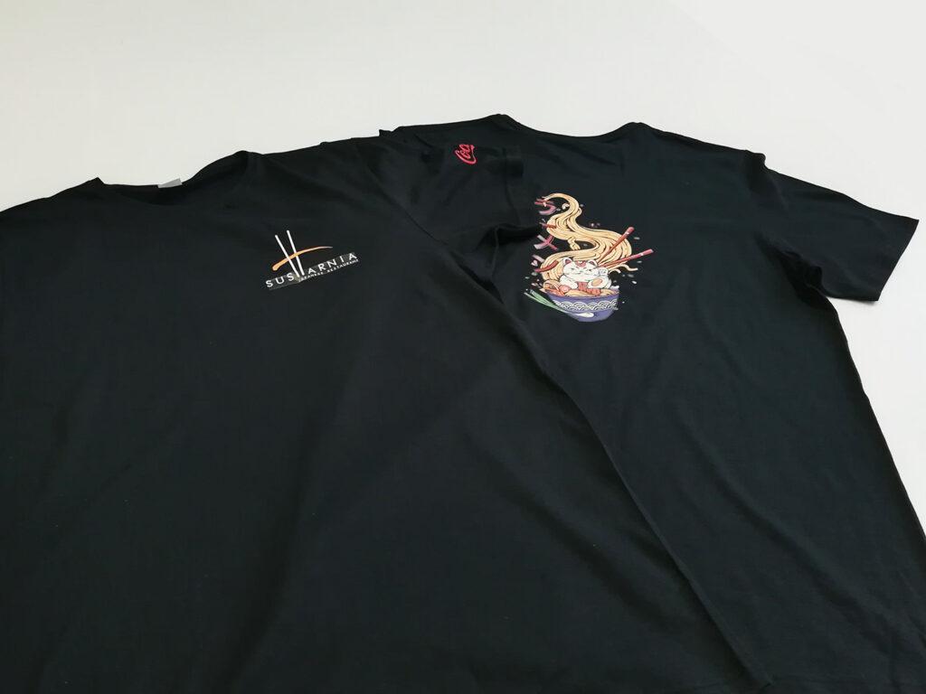 SUSHARNIA - koszulki z nadrukiem