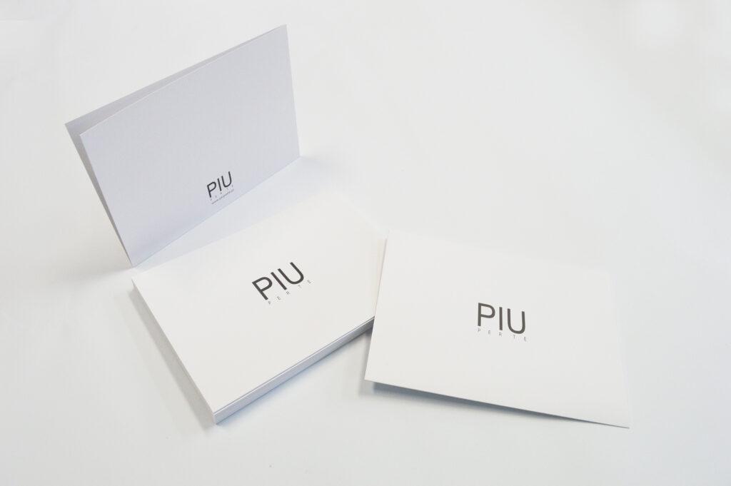 PIU PER TE - Gadżety poligraficzne - folder