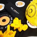 Odzież reklamowa z nadrukiem, balony z logo