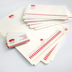 Papier firmowy, koperta, wizytówka
