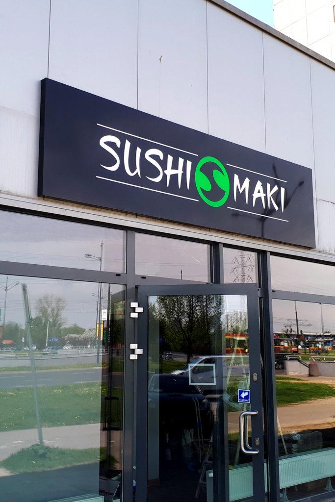 Kaseton sushi smaki
