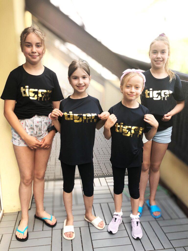 TIGER - koszulki z nadrukiem